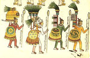 Los Aztecas (investigación propia)