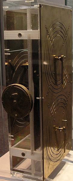 El mecanismo de Anticitera (Antikythera): La computadora mas antigua 3